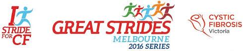 Great Strides Run - Melbourne