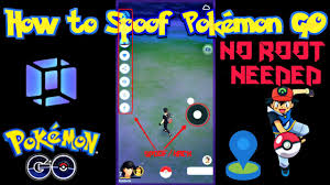 How to Spoof Pokémon GO Nov, 2019 Without ROOT - YouTube
