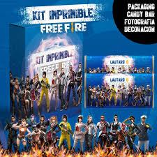 Invitaciones De Cumpleanos De Free Fire Para Imprimir Logdrawing