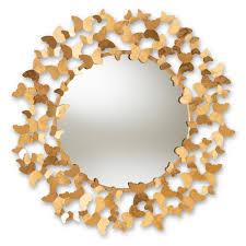 antique gold wall mirror 150 8888 hd
