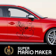 China Mario Car Decal China Mario Car Decal Shopping Guide At Alibaba Com