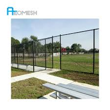 Clearvu Fence Clear View Fence Buy Diamond Fence Rhombic Wire Mesh Cyclone Fence Product On Alibaba Com