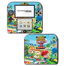 Animal Crossing Special Edition New Leaf City Folk Wild World Villager Video Game Vinyl Decal Skin Sticker Cover For Nintendo 2ds System Console Walmart Com Walmart Com