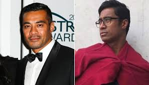 Robbie Magasiva says he could 'foresee the fall' of his brother Pua |  Newshub