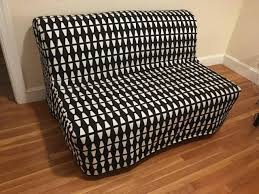 used ikea lycksele lövås sleeper sofa