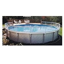 Gli Above Ground Pool Fence Add On Kit C 2sect Sale Bntisird