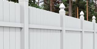 Plastic Fences And Gates In 2020 Home Fencing Vinyl Fence Fencing Gates