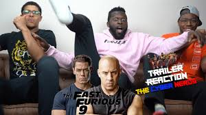 Fast and Furious 9 Trailer #1 Reaction - YouTube