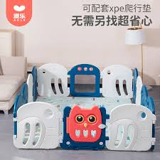 Aule Children S Baby Protection Fence Baby Crawling Mat Toddler Toddler Fence Safety Fence Home Indoor Playground