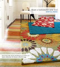 step up your style with a new rug this