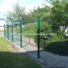 China6 Foot Welded Wire Fence Fence Panels And Posts Prices Galvanized Mesh Fence On Global Sources