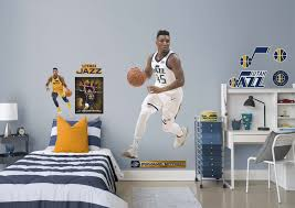 Donovan Mitchell Fathead Wall Decal Removable Wall Decals Removable Wall Wall Decals