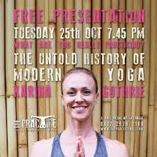 the untold history of modern yoga by