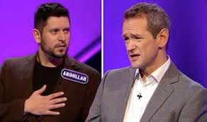 Pointless Celebrities: Alexander Armstrong was left stunned by ...