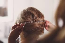 wedding hair and makeup at earl