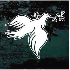 Dove Decals Stickers Decal Junky