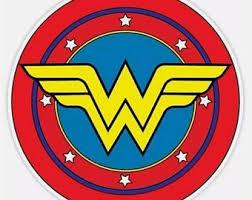 Wonder Woman Sticker Etsy
