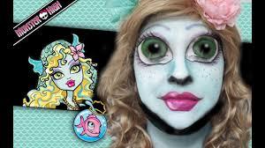 monster high lagoona makeup saubhaya