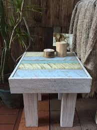 coastal side table tree to sea designs