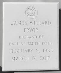 Pryor James Willard | Salem Congregation