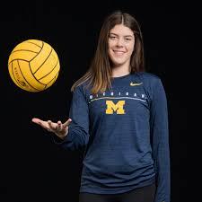Happy Birthday to freshman Abby May!!... - Michigan Water Polo   Facebook
