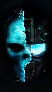 best skull iphone wallpapers hd