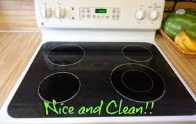 clean a smooth stovetop the frugal way