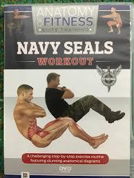 elite navy seals workout dvd