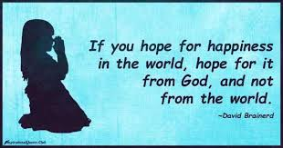 what is genuine happiness god s hotspot
