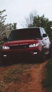 red range rover iphone wallpaper free