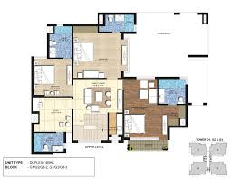 plan of residential building in india