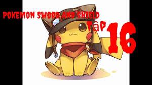 Pokemon Sword And Shield Tập 16 Satoshi bị nguyền rủa ! - YouTube