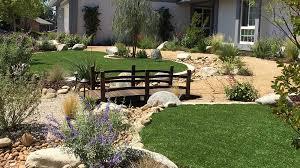 drought tolerant landscape design build