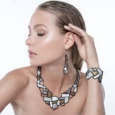 jewels on the skin