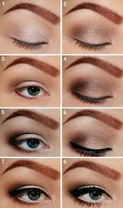 how to natural eye makeup cat eye makeup