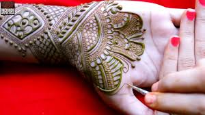 mehandi design 2019 easy