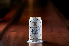yuengling light lager from the
