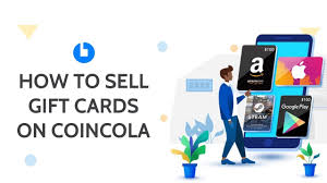 5 steps to sell a gift card on coincola