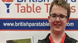 BBC feature para hopeful Adam - Springfield Table Tennis Club
