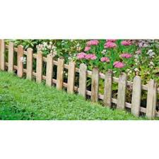 Buy Picket Fence Edging Pack Of 2 At Argos Co Uk Your Online Shop For Garden Borders And Edging Fence Landscaping Fence Design Backyard Fences