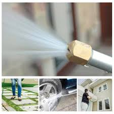 power jet washer sprayer parts attachment
