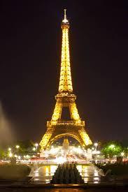 eiffel tower paris night iphone 4s