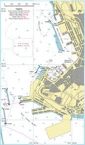 Trieste - Porto Franco Vecchio descrizione dell'approdo, informazioni e  servizi in porto