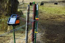 How To Build An Electric Fence For Farm Animals Gallagher Electric Fencing From Valley Farm Supply
