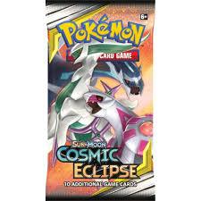 CHÍNH HÃNG] Pack bài Pokemon chính hãng - Sun & Moon - COSMIC ...