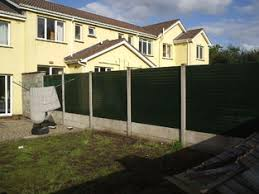 Pvc Fencing Pvc Gates Fencing And Decking For The Irish Market