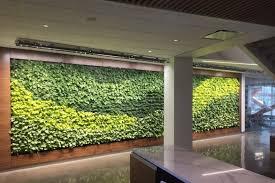 living plant walls natura enhancing