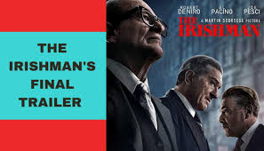 The Irishman: Watch Al Pacino, Robert DeNiro, and Joe Pesci in the ...