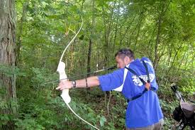 how to shoot a bow and arrow be a hunter