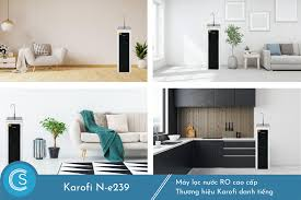 Máy lọc nước Karofi N-e239 - Scimitar